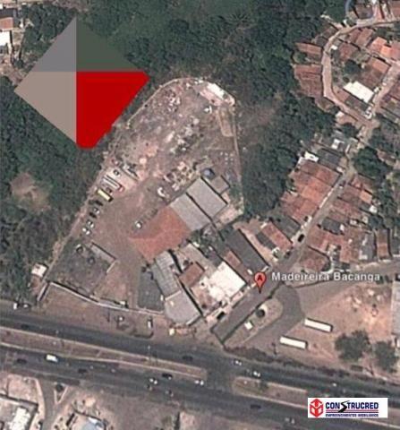 Terreno para alugar, 7000 m² por r$ 6.500/mês - anjo da guarda - são luís/ma - Foto 3