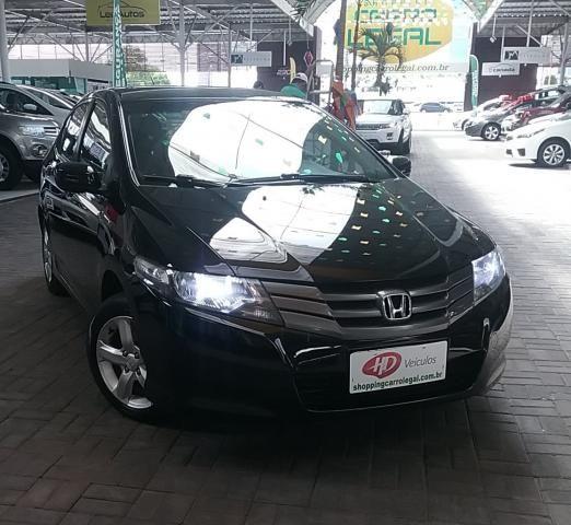 HONDA CITY 2012/2012 1.5 DX 16V FLEX 4P AUTOMÁTICO