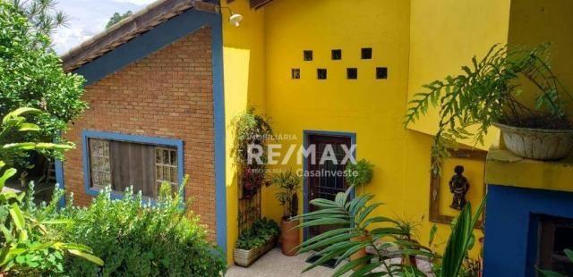 Linda casa com 2 dormitórios à venda, 160 m² por R$ 318.000,00 - Chácara Recanto Verde - C - Foto 2
