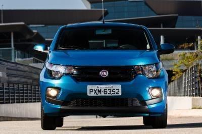 FIAT MOBI 2018/2018 1.0 8V EVO FLEX LIKE. MANUAL