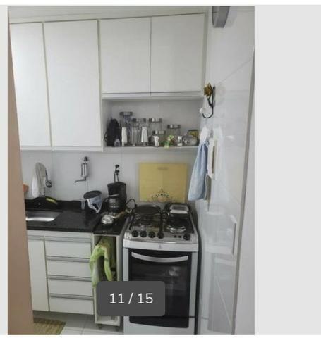 3/4 caji armários cond villa rica com armários nascente 155 mil - Foto 8