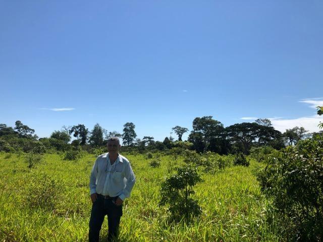 12 alqueires gleba ariranha, aceito permuta imóveis em Tangará