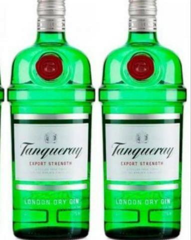 Bebida Tanqueray