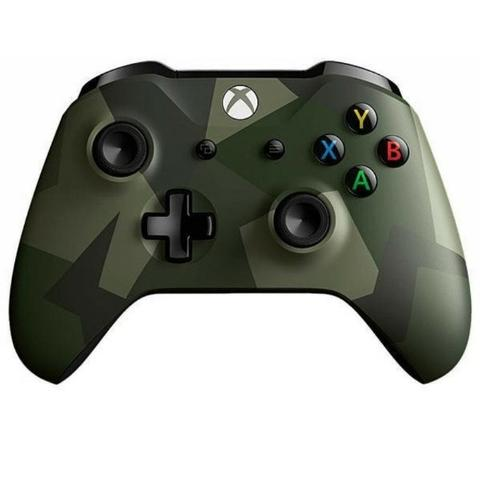 Controle xbox one s armed forces ii - camuflado - Foto 2