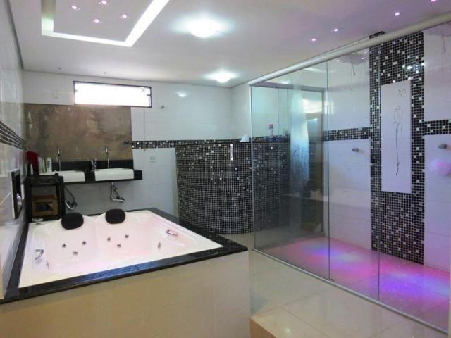 Casa a venda / condomínio jardim europa ii / 04 quartos / churrasqueira / aceita imóvel no - Foto 10