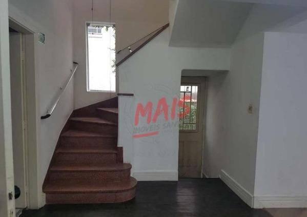 Sobrado comercial para alugar, 530 m² - Vila Mathias - Santos/SP - Foto 7