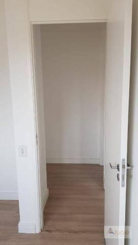 Apartamento com 3 dormitórios à venda, 63 m² - Villa Flora Hortolandia - Hortolândia/SP - Foto 15