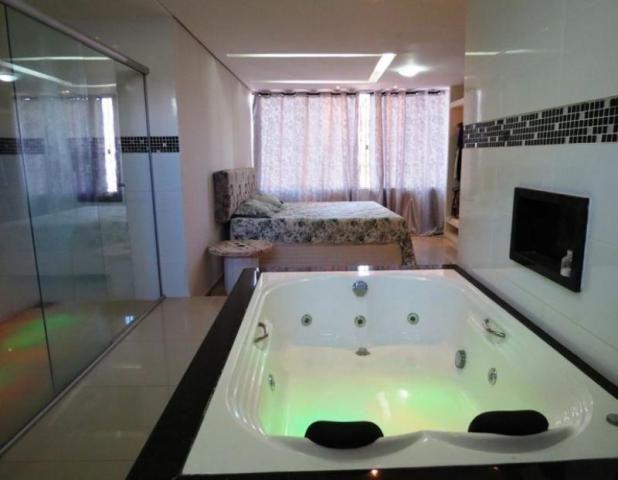 Casa a venda / condomínio jardim europa ii / 04 quartos / churrasqueira / aceita imóvel no - Foto 9