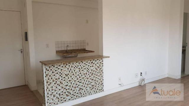 Apartamento com 3 dormitórios à venda, 63 m² - Villa Flora Hortolandia - Hortolândia/SP - Foto 10