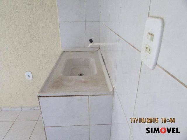 Apartamento com 2 dormitórios para alugar, 35 m² por R$ 700,00/mês - Riacho Fundo - Riacho - Foto 5