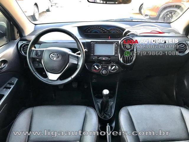 Toyota Etios Sedan xls 1.5 Flex 2016 Oportunidade 1 ano de garantia - Foto 5