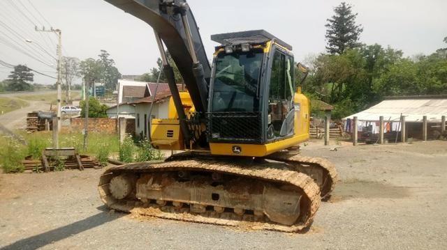 Escavadeira PC 160G john deere - Foto 2