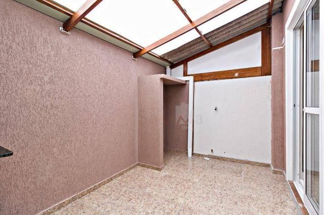 Sobrado com 2 dormitórios à venda, 70 m² por r$ 225.000,00 - ganchinho - curitiba/pr - Foto 18