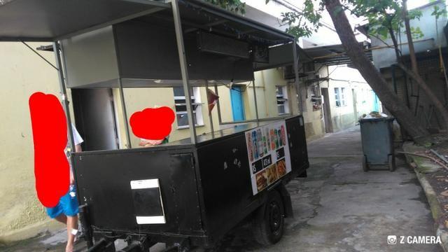 Vendo Treiler Food Truck - Foto 2