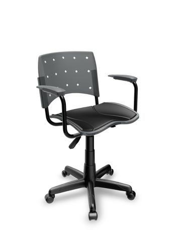 Cadeira Secretária Ergoplax - Foto 5