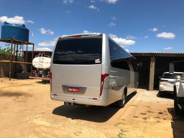 Vendo Micro-Ônibus Volare Motor DW9