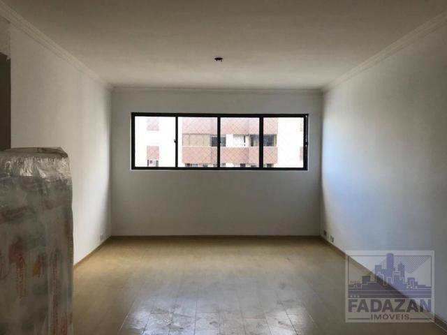 Apartamento para alugar, 87 m² por R$ 1.200,00/mês - Cristo Rei - Curitiba/PR - Foto 4