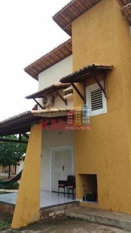 Vende-se ou Aluga-se casa duplex em condomínio no Alto do Sumaré - KM IMÓVEIS - Foto 2