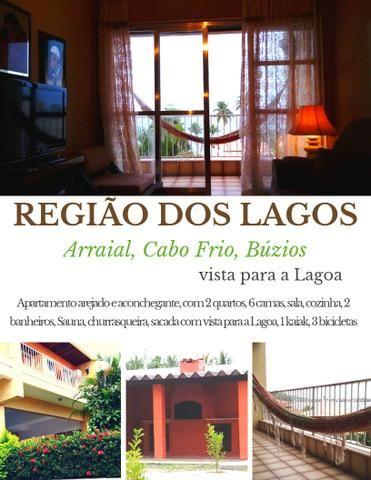 Apartamento em Iguaba