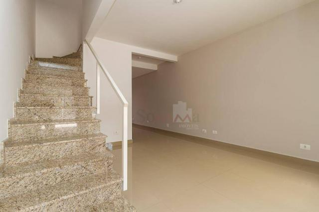 Sobrado com 2 dormitórios à venda, 70 m² por r$ 225.000,00 - ganchinho - curitiba/pr - Foto 16