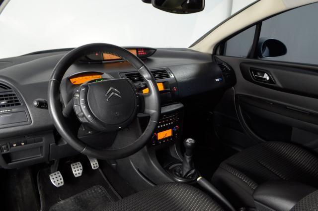 Citroën C4 VTR 2.0 16V 143cv - Prata - 2009 - Foto 8