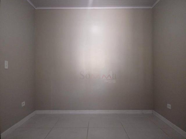 Casa com 1 dormitório para alugar, 40 m² por r$ 1.000,00/mês - pinheirinho - curitiba/pr - Foto 6