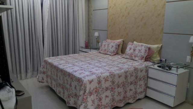 Casa duplex 5 suítes, 1/4 em Barra do Jacuípe Magnifica - Diária - Foto 7