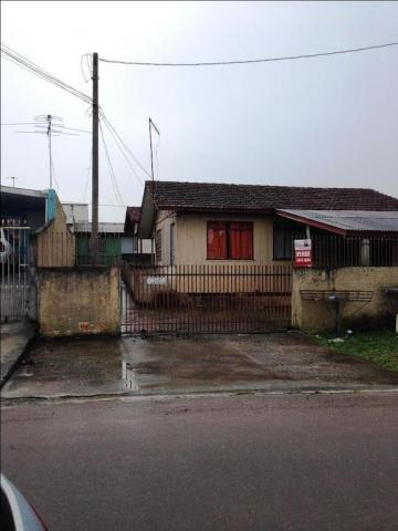 Casa com 6 dormitórios à venda, 139 m² por R$ 320.000,00 - Pinheirinho - Curitiba/PR - Foto 2