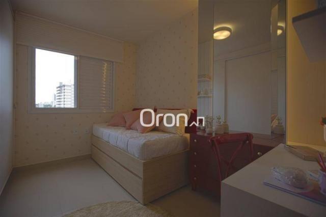 Apartamento com 3 dormitórios à venda, 118 m² por R$ 700.000,00 - Jardim Atlântico - Goiân - Foto 6