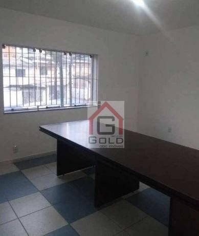 Sobrado com 4 dormitórios para alugar, 250 m² por R$ 4.500/mês - Campestre - Santo André/S - Foto 6