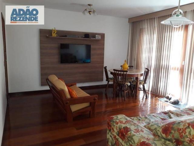 Apartamento com 1 dormitório à venda, 55 m² - Alto - Teresópolis/RJ - Foto 4