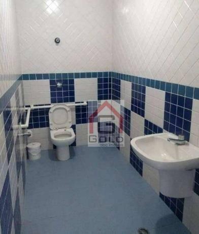 Sobrado com 4 dormitórios para alugar, 250 m² por R$ 4.500/mês - Campestre - Santo André/S - Foto 9