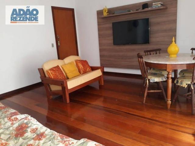Apartamento com 1 dormitório à venda, 55 m² - Alto - Teresópolis/RJ - Foto 3