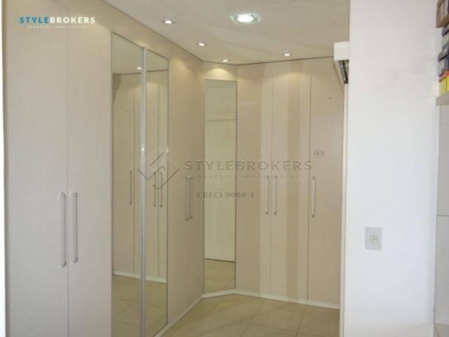 Apartamento no Edifício Torres de Valência com 3 dormitórios à venda, 152 m² por R$ 795.00 - Foto 4