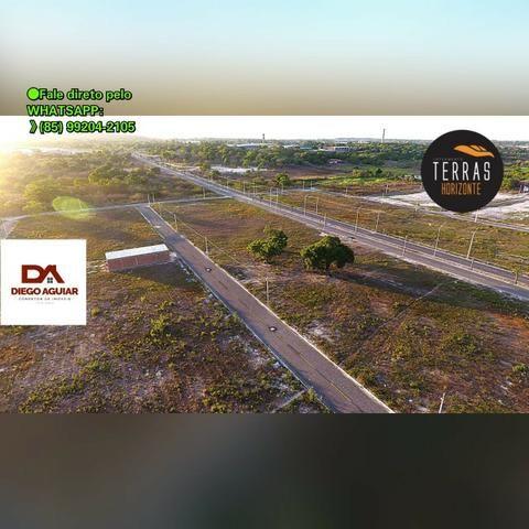 Loteamento Terras Horizonte a 30 minutos de Fortaleza! - Foto 6