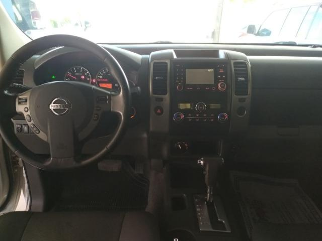Frontier Sl Cd 2.5 T.Diesel 4x4 2014 aut - Foto 8