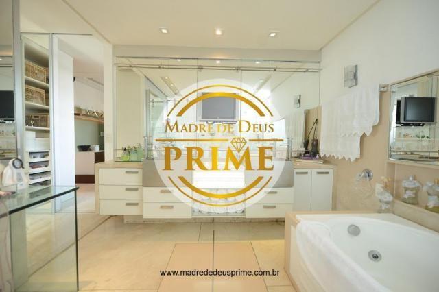 Apartamento com 4 dormitórios à venda, 326 m² - Meireles - Fortaleza/CE - Foto 4
