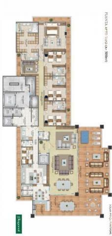 Apartamento com 4 dormitórios à venda, 400 m² - Meireles - Fortaleza/CE - Foto 4