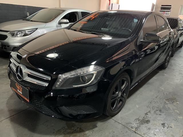 Mercedes-benz a200 1.6 turbo style automático gasolina completo 2014 - Foto 2