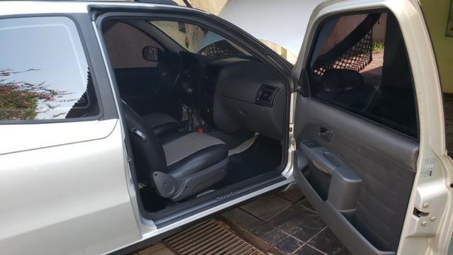 Fiat strada cabine dupla 1.4 flex working - Foto 6