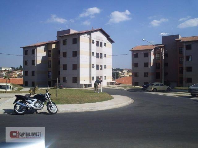 Apartamento residencial à venda, Vila 12 De Setembro, Jaguariúna - AP0396.