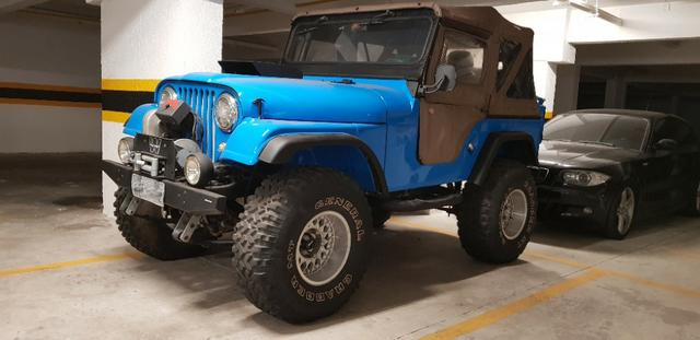 Jeep Ford Willys 83