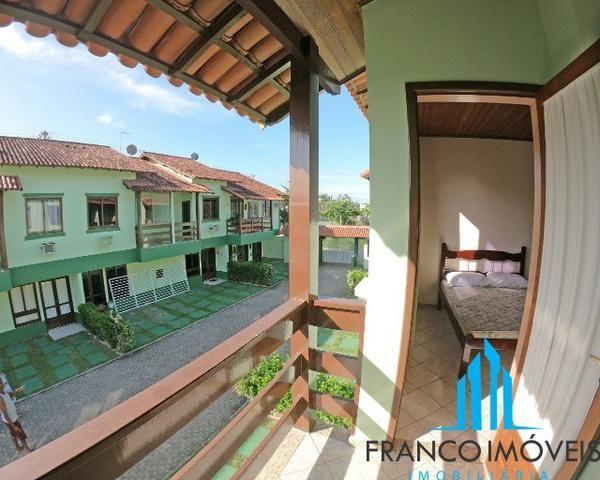 Casa Duplex em Condomínio 2 Qts sendo 2 Suíte 2 vagas com área de lazer em Nova Guarapari - Foto 7