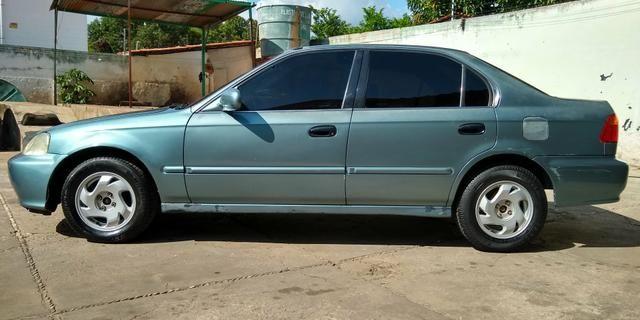 Civic 99 EX