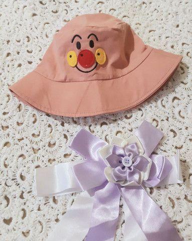 Chapéu bucket estilo cata ovo infantil - Foto 4