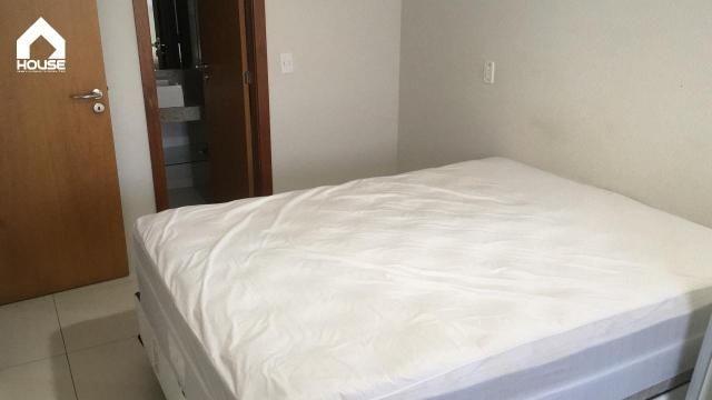 Apartamento para alugar com 3 dormitórios em Praia do morro, Guarapari cod:H4925 - Foto 18
