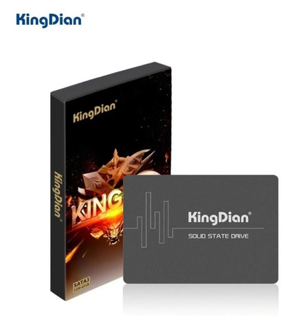 SeM EsToQuE* SSD KingDian 120 Gb Novo Original Pronta Entrega - Foto 2