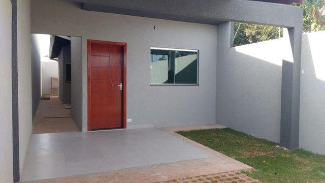Casa nova com 2 quartos - Vilas Boas - Foto 4