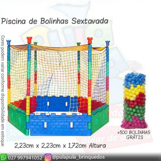 Venda - Escorregadores e brinquedos de playground - A pronta entrega - Foto 6