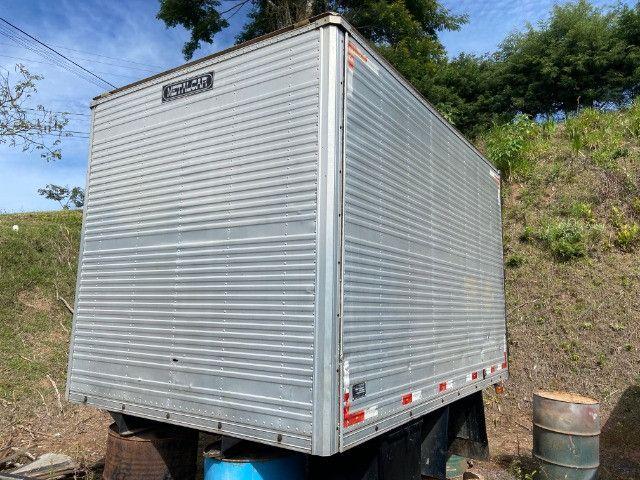 Baú para caminhão 3/4 3,50m fs caminhoes - Foto 5